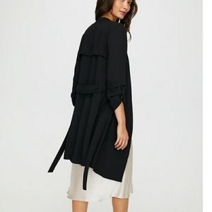 Aritzia Babaton Light Trench Coat